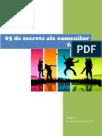 85 de Secrete Ale Oamenilor Fericiti 140125124214 Phpapp01