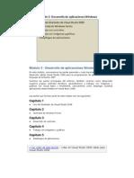 Modulo3 Desarrollo de Aplicaciones Windows