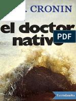 El doctor nativo - A J Cronin (1)