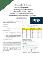 Secuencias Funcionales con Flip Flops
