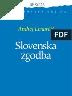 ANDREJ LENARČIČ - Slovenska zgodba