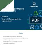 Tema 01 Comportamiento Organizacional (2306) WS