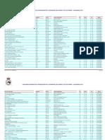 propuesta de calendario 2011