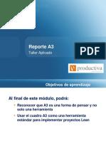 PRODUCTIVA - Reporte A3