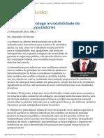 ConJur - Justiça Comentada_ Constituição Protege Inviolabilidade de Celulares