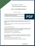 Token Swap Manual