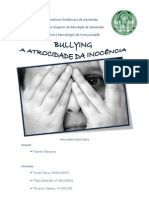 Capa - Bullying