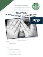 Capa - Bullying