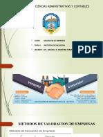 DIAPOSITA  S.4. METODOS DE VALUACION-WORD