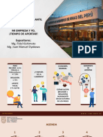 Presentación Jueves Minero Estudiantil 04.06.2020 - FK y JMO