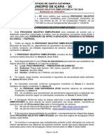 Edital - PMI - 01-2019