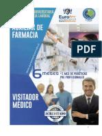 CURSO DE AUXILIAR DE FARMACIA 2020