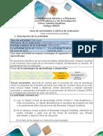 Guía de actividades y rúbrica de evaluación Reto 4 Autonomia Unadista.pdf