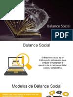 Presentacion Balance Social