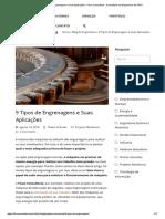 9 Tipos de Engrenagens e Suas Aplicações - Fluxo Consultoria - Consultoria em Engenharia da UFRJ