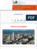 2012 El subsuelo de la Cd  de México y sus implicaciones 1a parte