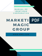 brochure de marketing