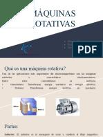 MÁQUINAS-ROTATIVAS