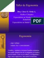 Taller de Ergonomia