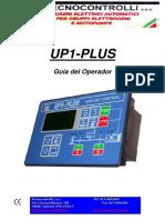 Tecnocontrolli - UP1-PLUS Guia del Operador (ES)
