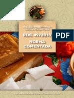 Inclusão produtiva com segurança sanitária - RDC 49 de 2013 - norma comentada.pdf