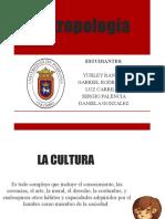 Antropología la cultura