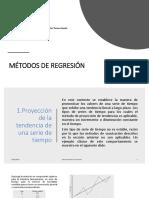 2. MÉTODOS DE REGRESIÓN