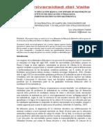 ensayo sobre elementos de educacion matematica (1)