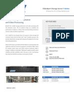 Pelco VXS2-T96-8 Storage Server
