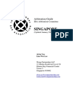 Singapore-IBAArbitrationGuide