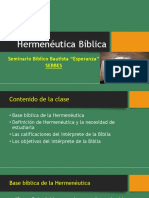 01-Hermeneútica Bíblica-introducción