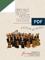 Primeiros Passos Musica Classica