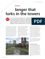 The danger that lurks in the towers