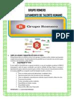 GUIA DE RECLUTAMIENTO - GRUPO ROMERO 2