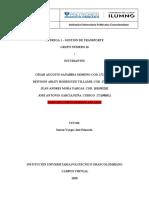 1ra Entrega Gestion de Transporte y Distribucion (1)