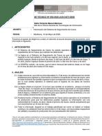 INFORME TECNICO Nº 058-2020-JUSOGTI-ODSI