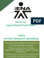 Presentación Inducción SENA
