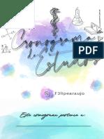 Cronograma Felipe Araujo