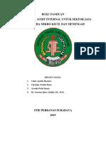 Panduan Kertas Kerja Audit Internal Sektor Jasa pada UMKM