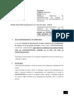MODELO DE DEMANDA DE INDEMNIZACION