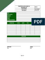 FMT-HSEQ-009 Plan de Auditoria