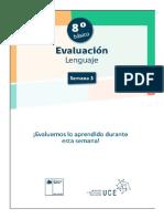 Para evaluar 8°.pdf