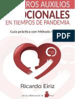 Primeros Auxilios Emocionales - En tiempos de pandemia