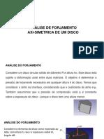 Aula 9_3 - PFCF - Forjamento (dedução e exercício)