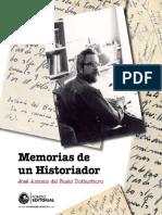86 Memorias de Un Historiador