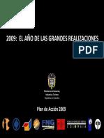 PlanEstrategicoSectorial-PlanAccion2009-Cartilla