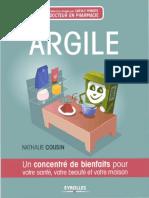 ArgileUn concentré de bienfaits pour votre santé, votre beauté et votre maison.pdf