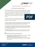 POLITICAS DE ENDOSOS TOYOTA-Sep19 LR KM