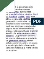 Carga Electrica Industrial