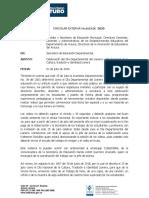 Circular Dìa Departamental del Llanero